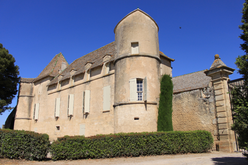 Chateau Perdiguier in Maraussan