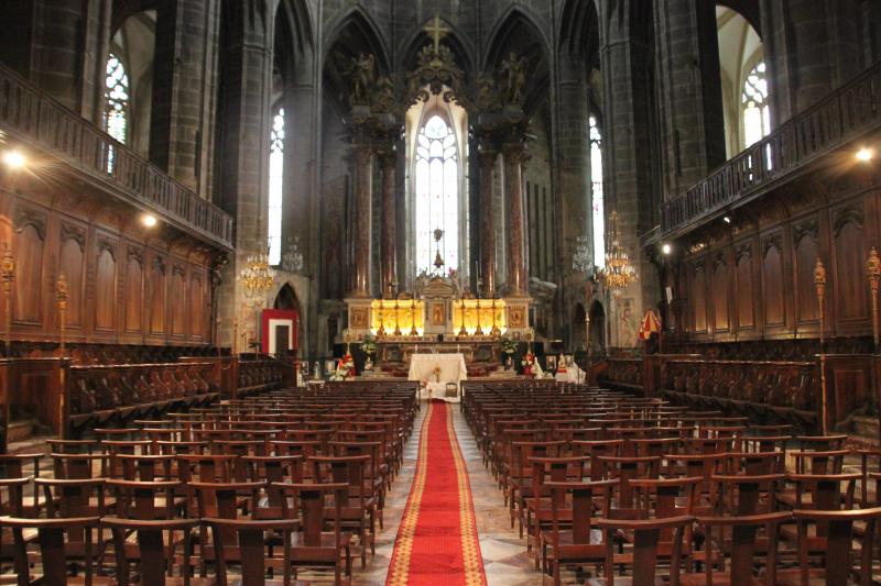 Die beeindruckende Kathedrale von Narbonne