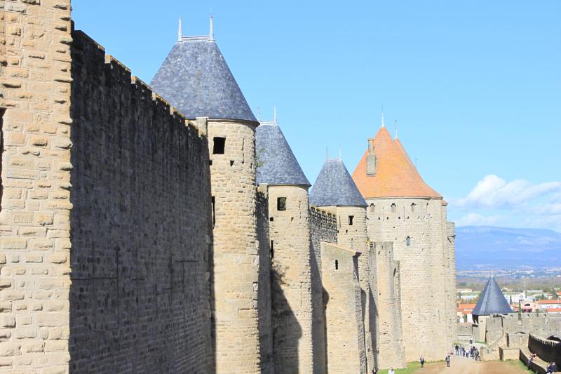 Festung von Carcassonne