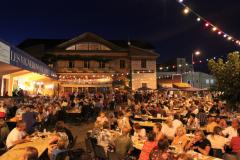 Weinfest in Südfrankreich