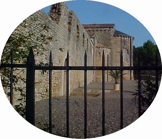 Fontcaude Abbaye