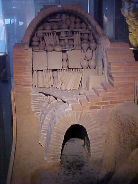 oven exhibit