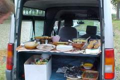 picnic feast