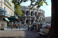 the new and the old- nimes