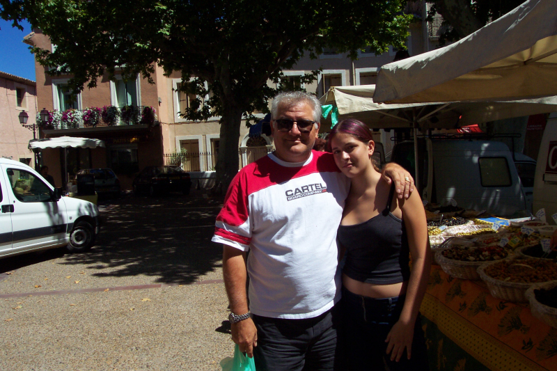 Capestang market day